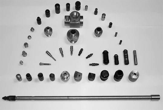 天津高压泵-各类喷嘴喷头