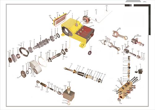 天津高压泵-配件库