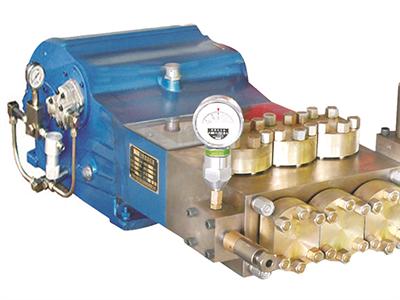 天津柱塞泵的压力承受能力极强