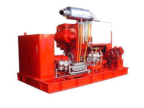 高压排污泵是如何排污的?